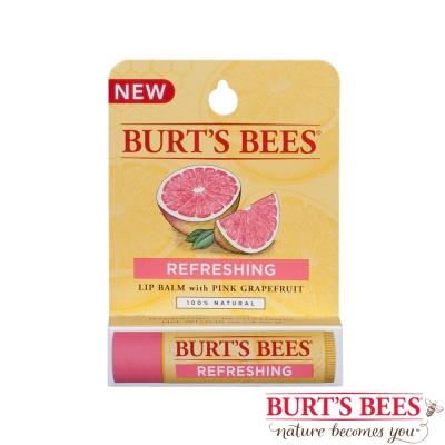 Burt s Bees 愛戀葡萄柚水潤唇膏 4.25g