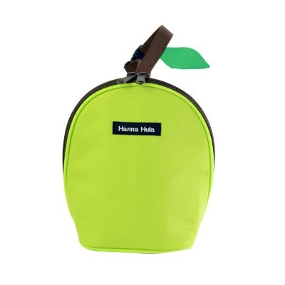 日本Hanna Hula-保溫保冷造型袋(綠蘋果)