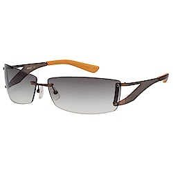 ZERO-X 太陽眼鏡 (古銅色)ZX2399