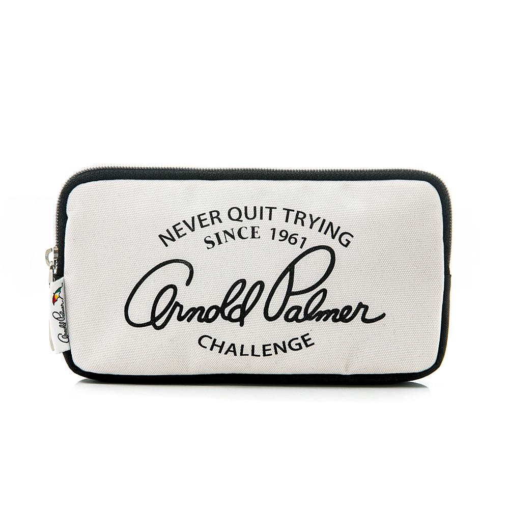 Arnold Palmer- 萬用包 Casual 學院休閒系列-淺灰色