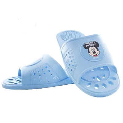 迪士尼米奇浴室拖鞋藍sk0087魔法Baby