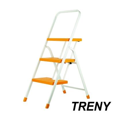 TRENY 台製橘色三階扶手梯