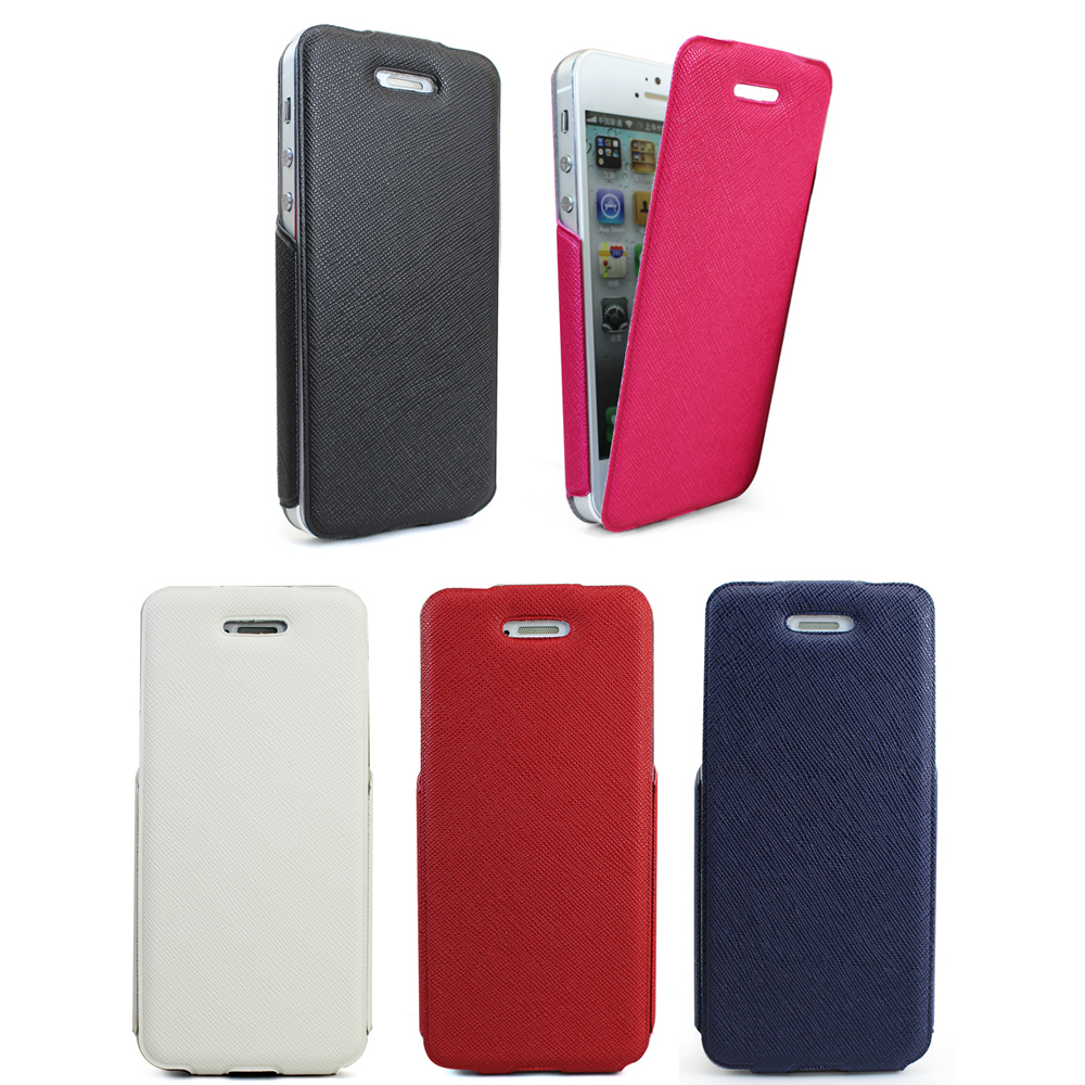 iStyle iPhone5/5S/SE 超薄掀蓋皮套