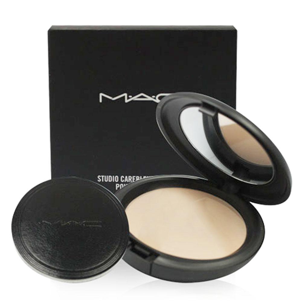 M.A.C專業輕透保濕蜜粉餅10g兩色可選