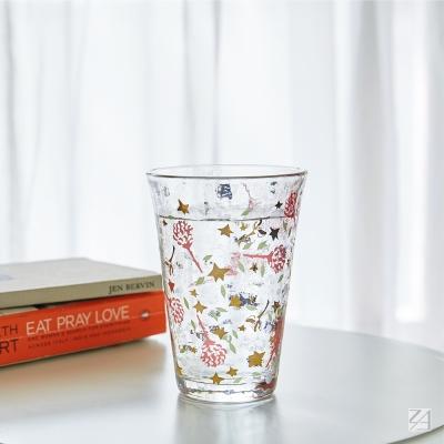 Le Petit Prince 小王子手工玻璃杯300ml-永恆玫瑰