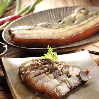 【南客】鹹豬肉(茶香x2組)