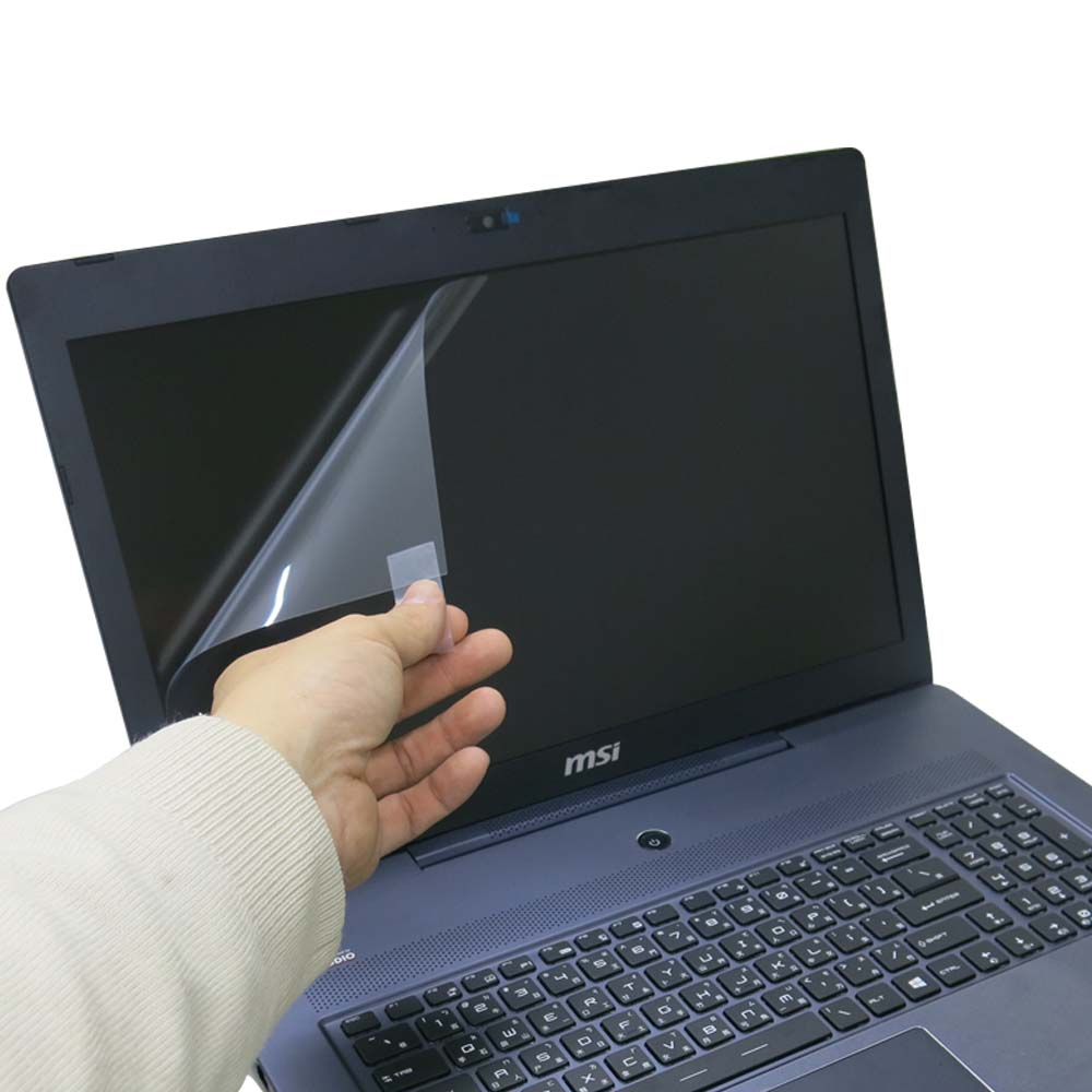 EZstick MSI GS70 2PC (特殊規格)靜電式筆電 LCD 液晶螢幕貼