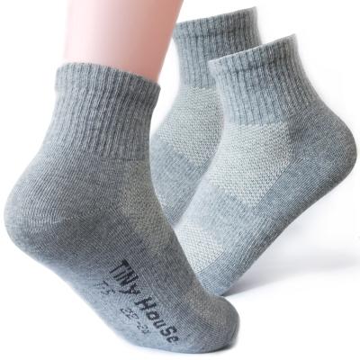 TiNyHouSe舒適襪系列 薄型運動襪(團購超值6雙組)再送透氣口罩一個
