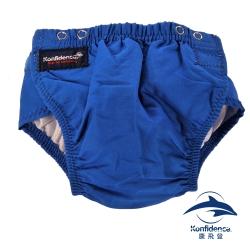 Konfidence 康飛登 嬰兒游泳尿布褲 - 藍