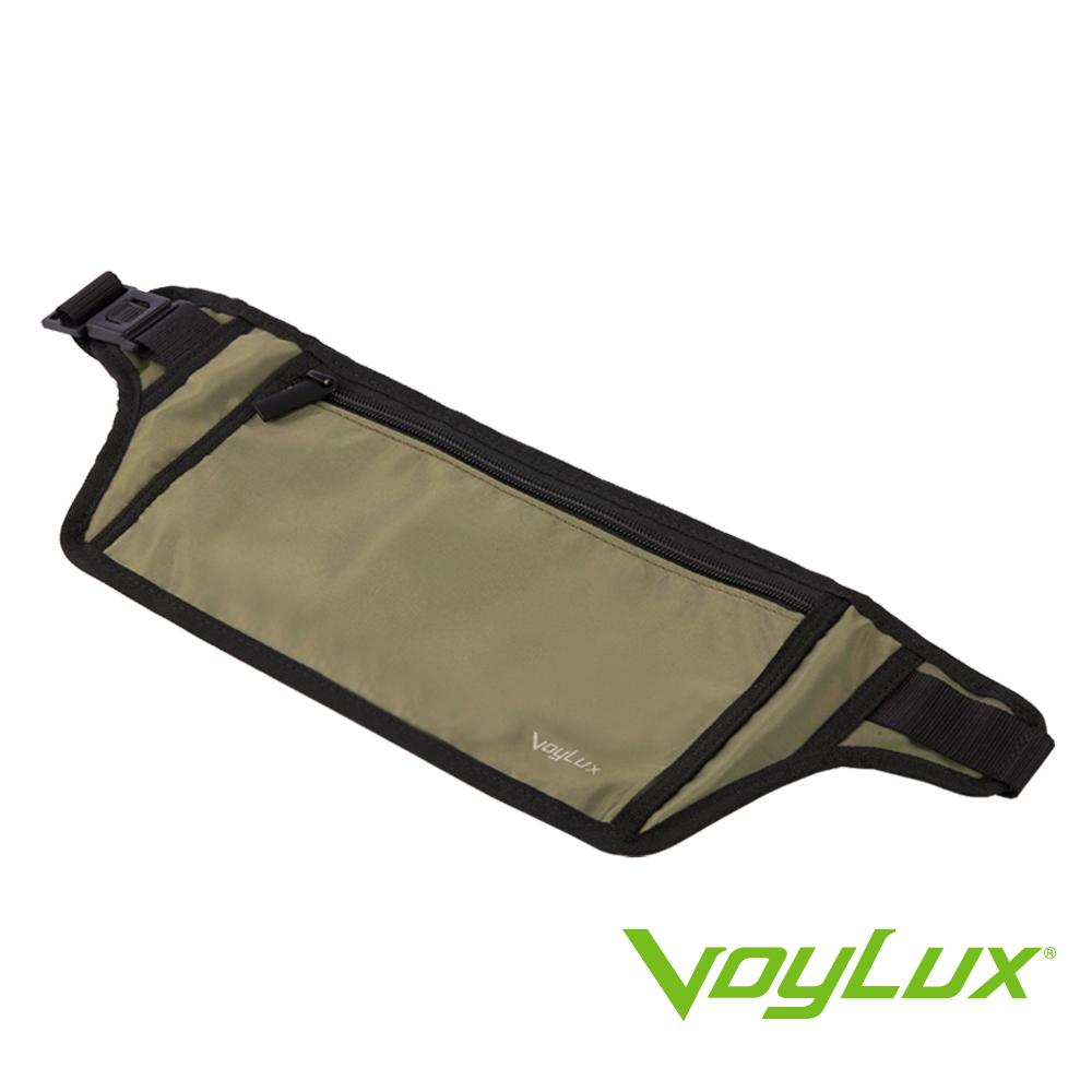VoyLux伯勒仕-頂級極緻系列 超貼身防搶包 (腰包) 1680713-軍綠色