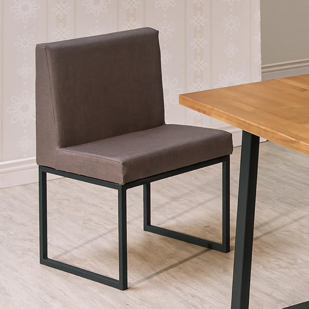 北歐風 威爾瑞餐椅(兩入一組)-50x47x81cm