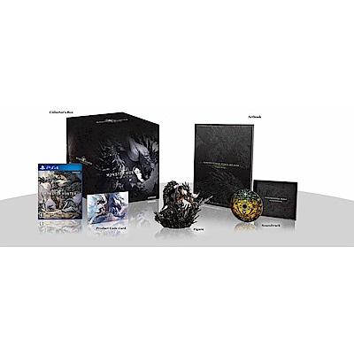 預購-魔物獵人-世界-PS4-亞洲-日英典藏版-拆