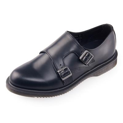 (女) Dr.Martens PANDORA 經典雙側扣孟克鞋*黑色