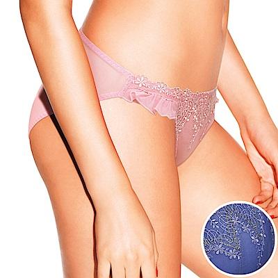 黛安芬-逆齡Bra系列M-EL低腰內褲(羅蘭紫)