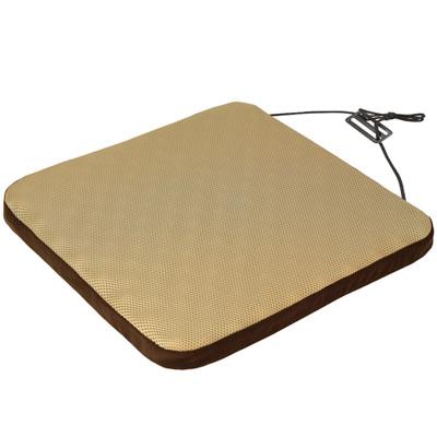 源之氣 竹炭釋壓記憶透氣坐墊 RM-9445