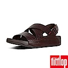 FitFlop CHI TM  BACK-STRAP SANDALS 棕