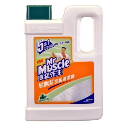 威猛先生 愛地潔地板清潔劑2000ml-芬多精
