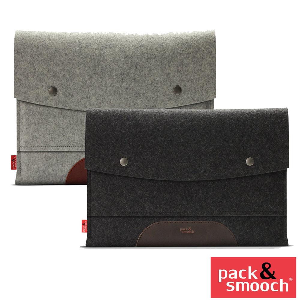 Pack & Smooch MacBook Air 11.6吋 手作羊毛氈保護內袋