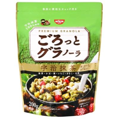 日清Cisco 綜合抹茶穀片(200g)