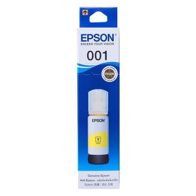 EPSON T03Y400 原廠黃色墨水匣