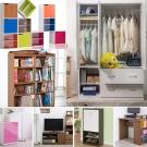 尼普頓系列家具,收納書櫃書桌,衣櫃斗櫃 任選一件出貨