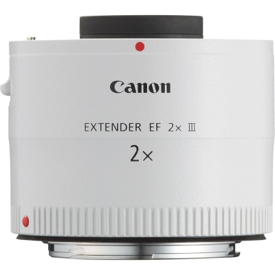 Canon Extender EF 2X III加倍鏡/增距鏡 (公司貨)