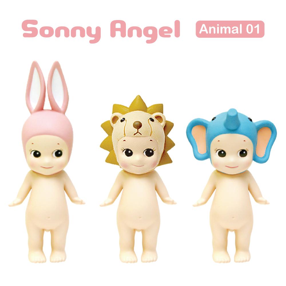 日本Sonny Angel 經典動物系列Version.1 盒玩公仔(單入)