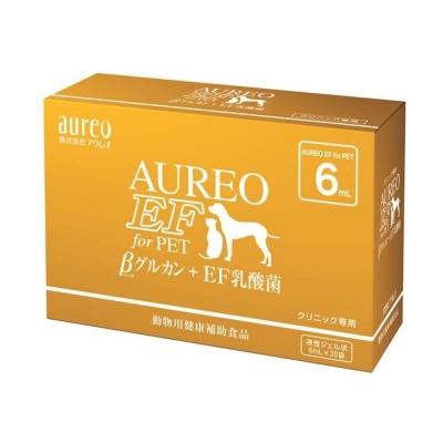 日本Aureo 黃金黑酵母EF 6MLx30包/盒