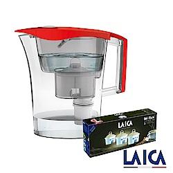 LAICA萊卡 品味咖啡GermSTOP除菌生飲濾水壺 2.8L