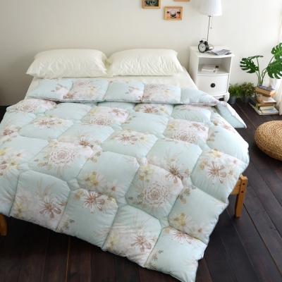絲薇諾 印花科技羽絲絨被/暖暖被(3.1kg)-山椿款