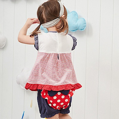 Disney baby米妮系列甜心寶貝泡泡短褲 (2色可選)