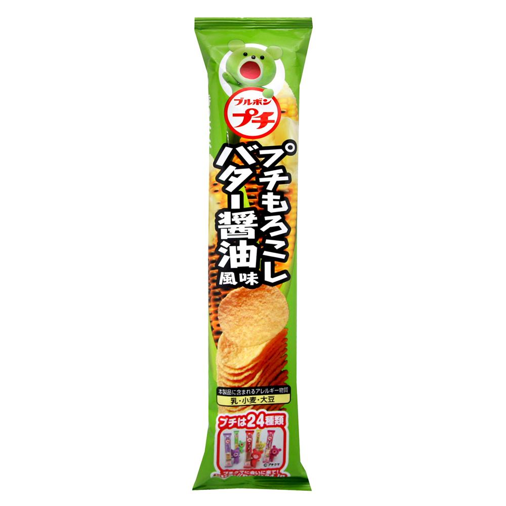 北日本 奶油醬油玉米餅(48gx5入)