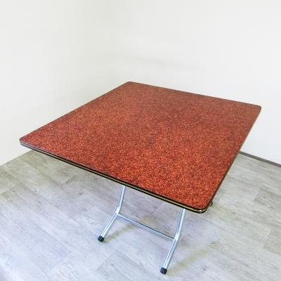 Amos-塑膠摺疊桌-W 90 *D 90 *H 72 . 5 CM