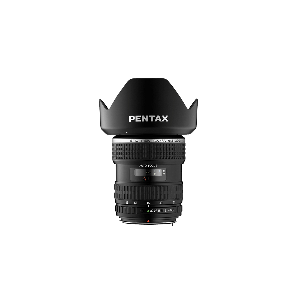 PENTAX 645 SMC FA 33-55/4.5 AL (公司貨)
