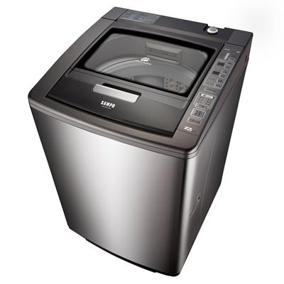 【福利品】Sampo 聲寶17公斤 AIE智慧洗淨變頻洗衣機 ES-ED17PS(S1)
