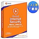 ▼Avast 2018 艾維斯特網路安全1人1年下載版