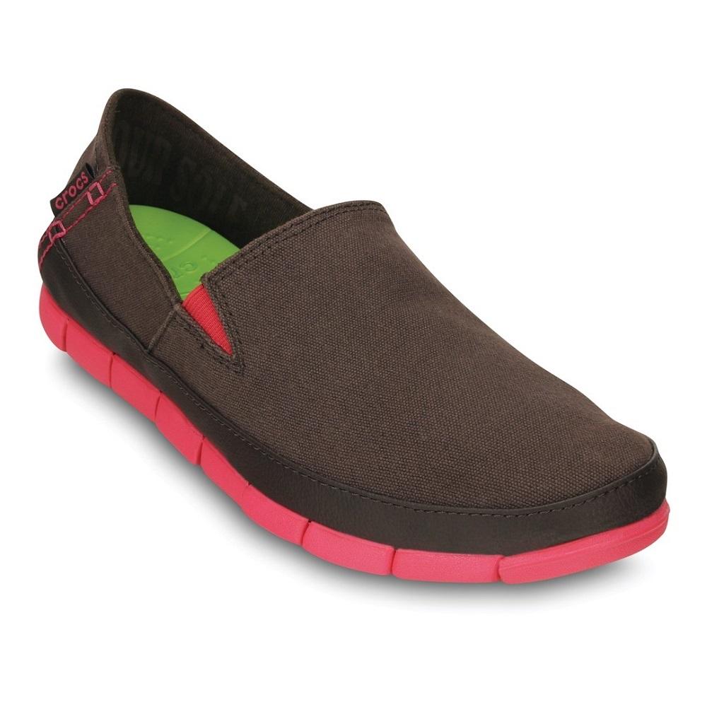 Crocs 卡駱馳 (女) 舒躍奇樂幅鞋-15318-2K5