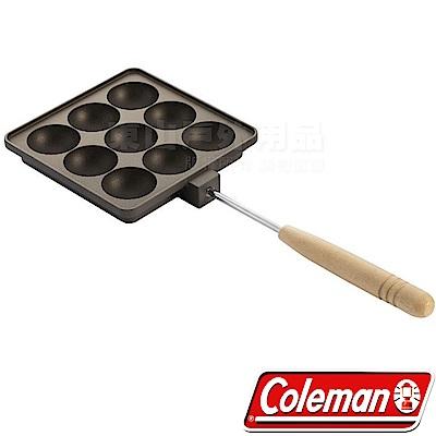 Coleman CM-32358 章魚燒烤盤 炭烤夾/烤麵包夾/小鬆餅夾/烤派夾/一口吐司