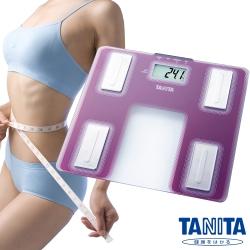 日本TANITA超薄強化玻璃體脂計UM-040