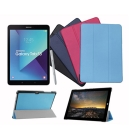 Samsung Galaxy Tab S3 9.7 三折平板皮套-送保護貼