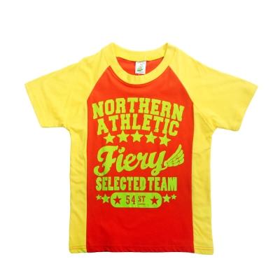 魔法Baby 台灣製大童短袖T恤 k40340