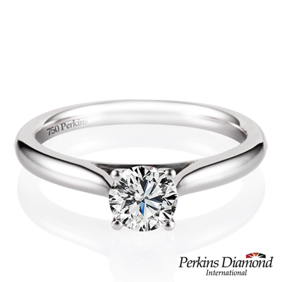 PERKINS 伯金仕 -  Classic系列 0.30克拉鑽石戒指