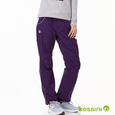 bossini女裝-多功能防風雪褲-3深紫