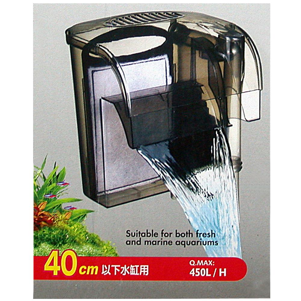 《Mr.Aqua》水族先生450型過濾器外掛替換碳板 12pcs