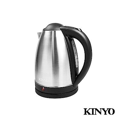 KINYO 1.8L 不鏽鋼快煮壺 AS-HP05