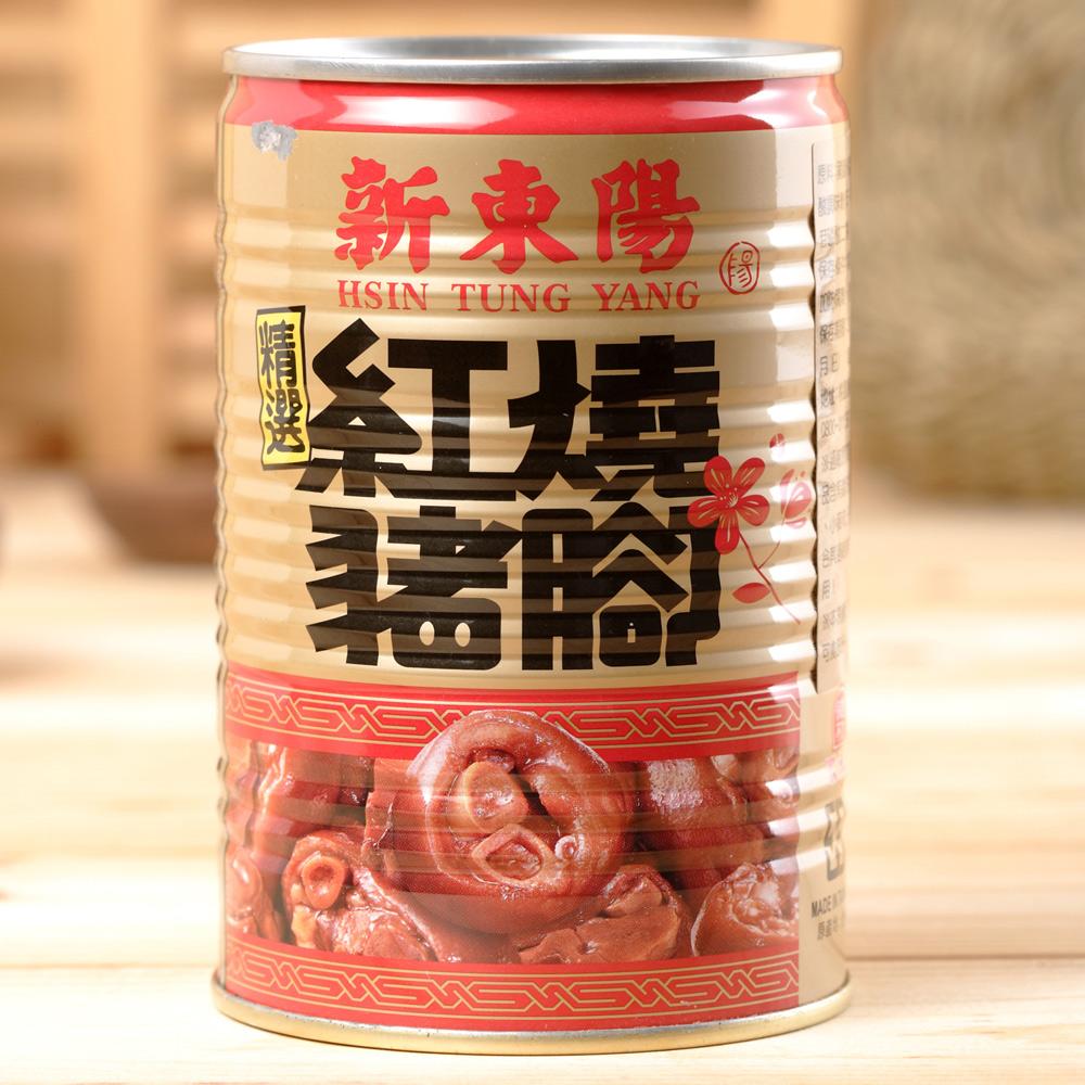 新東陽 紅燒豬腳(425g)