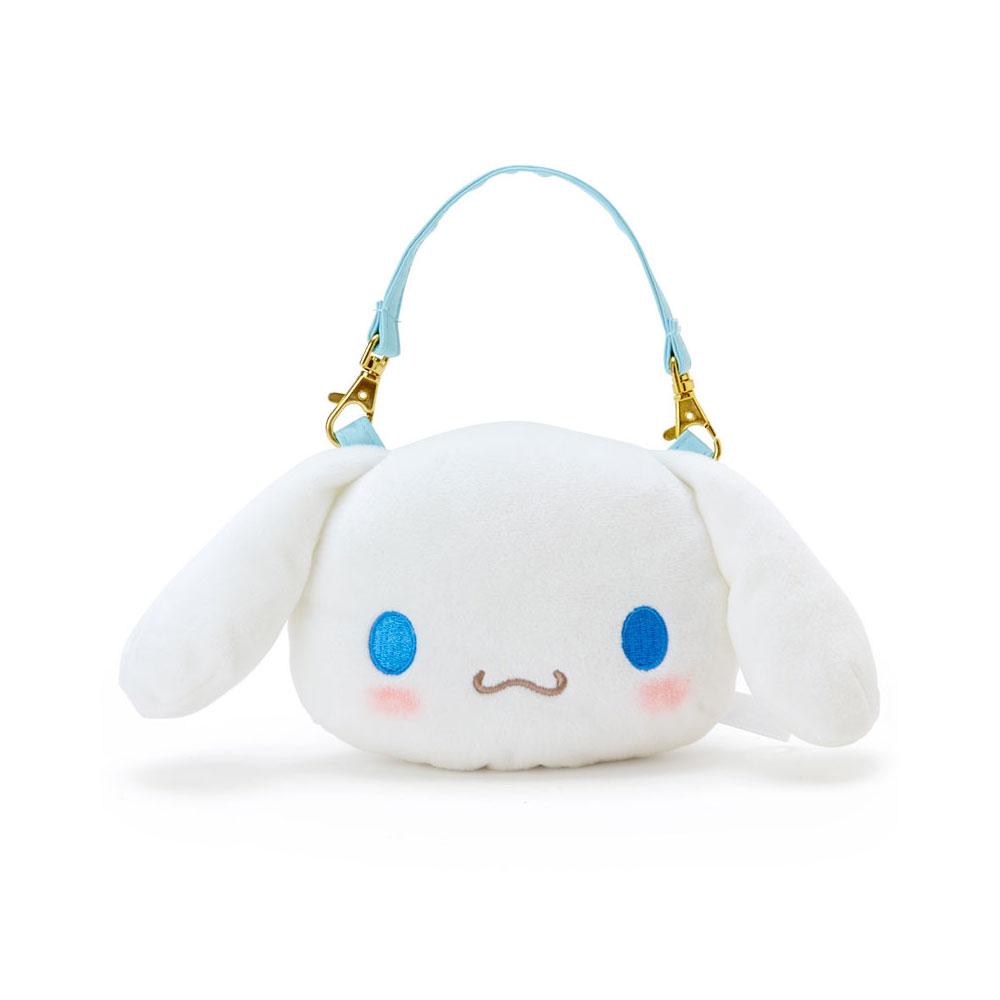 Sanrio 大耳狗喜拿甜美櫻桃系列-大臉造型車票套附掛帶