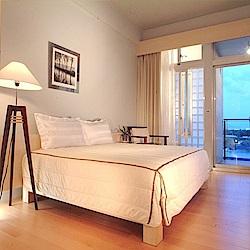 (宜蘭)若輕新人文渡假旅館 二人房含早餐