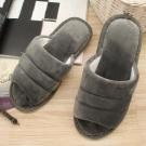 333家居鞋館 超柔軟家居拖鞋 灰色