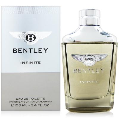 BENTLEY賓利 INFINITE無限男性淡香水100ml